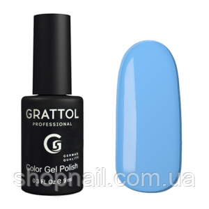Grattol Gel Polish Ice Blue №089, 9ml, фото 2