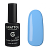 Grattol Gel Polish Ice Blue №089, 9ml