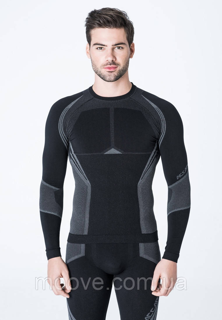 Accapi Propulsive Long Sleeve Shirt Man XS/S black