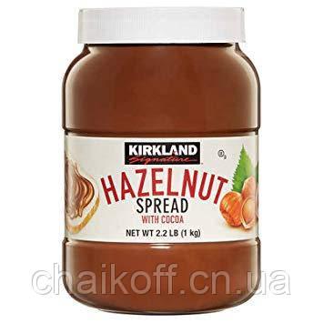Шоколадно-ореховая паста  Kirkland Avellanas (1000г )