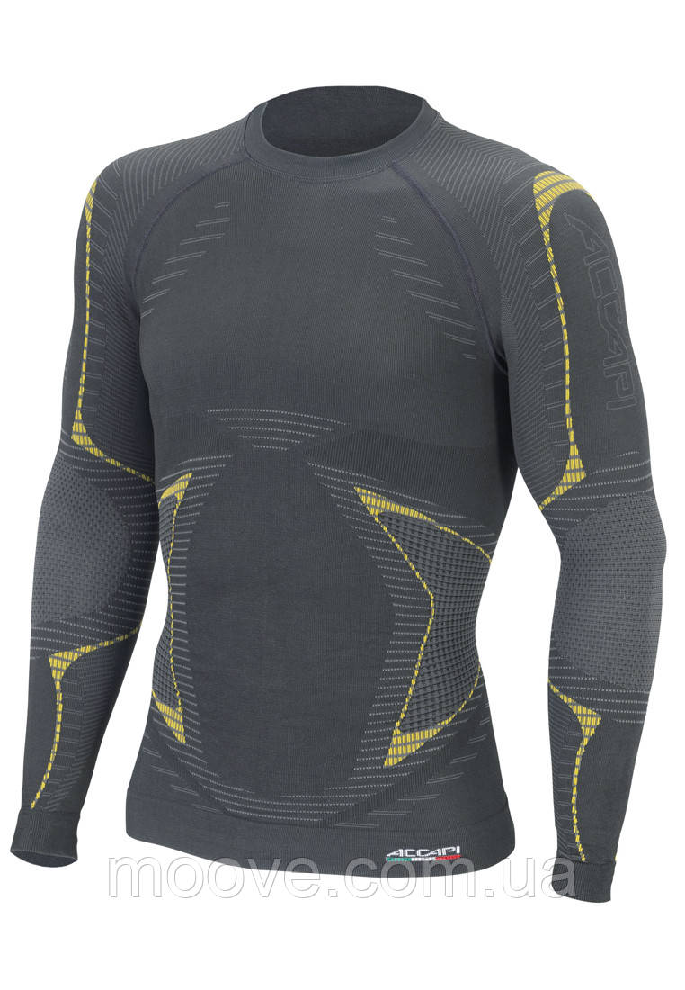 Accapi X-Country Long Sleeve Shirt Man M/L anthracite