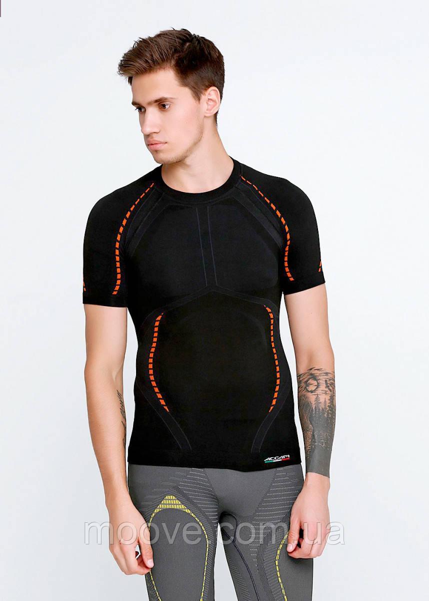 Accapi X-Country Short Sleeve Shirt Man XS/S black