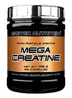 Креатин Scitec Nutrition Mega Creatine 5000 mg, 150 caps, фото 1