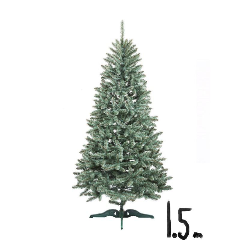 """Искусственная елка """"Анастасия"""" Голубая 1.5м"""