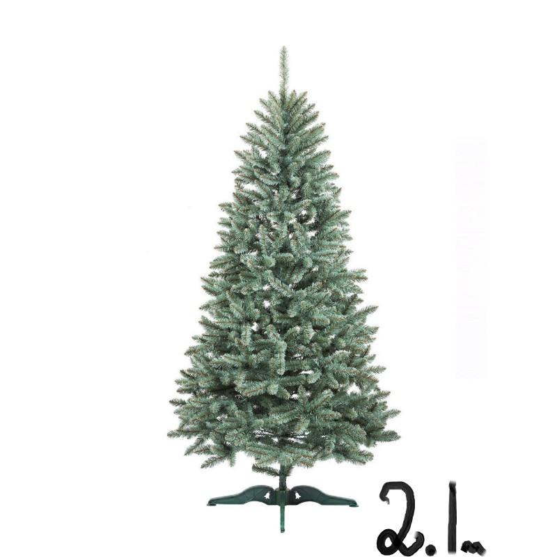"""Искусственная елка """"Анастасия"""" Голубая 2.1м"""