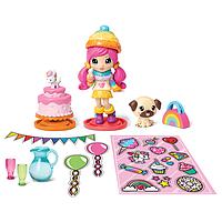 Игровой набор Party Popteenies Двойная хлопушка-сюрприз, Spin Master, фото 1
