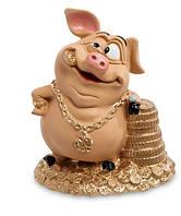 Статуетка Свинка Талісман на удачу RV-616