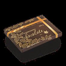 Шоколад Коммунарка горький 500г