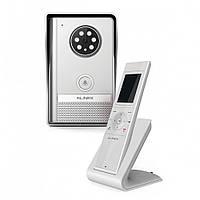 Комплект беспроводого видеодомофона Slinex RD-30 v.2 Silver