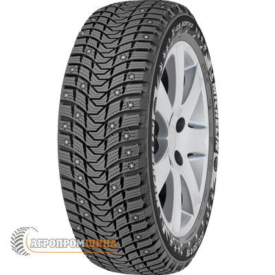 Michelin X-Ice North 3 185/60 R15 88T XL (шип)