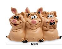 Статуетка Свинки Тріо мудрих RV-618