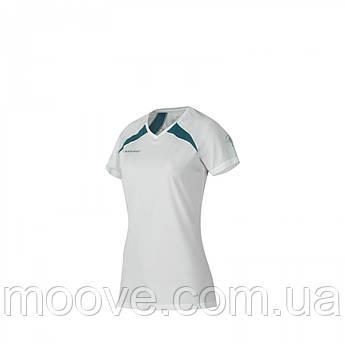 Mammut Mtr 71 T-Shirt Women S White-Dark Pacific