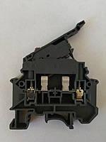 Клеммная колодка предохранителя 5 x 20 LED 24VDC, фото 1