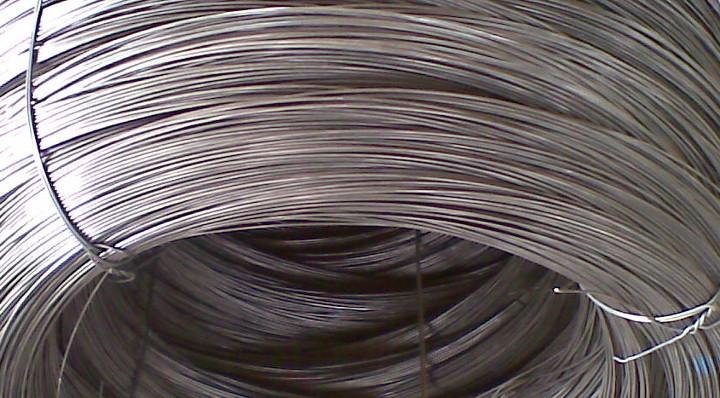 AISI 321 0,7мм - 100м пружинная нержавеющая проволока