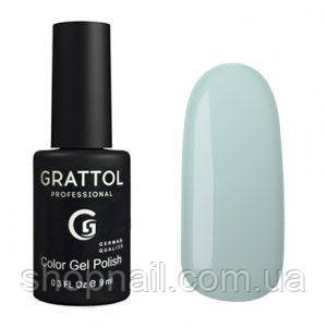 Grattol Gel Polish Pale Mint №111, 9ml, фото 2