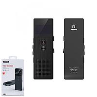 Портативный цифровой диктофон Remax Voice Recorder RP-1 Black