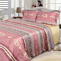 Комплект постельного белья семейный 100% бамбук Ярослав