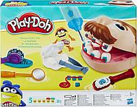 Набор для лепки Play-Doh. Мистер зубастик (обновлённая версия), B5520
