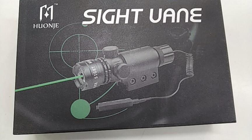 Лазерный целеуказатель подствольный Sight Uane G20 (Зелёный)