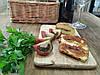 Сир халумі з томатами та італійськими травами 250г від Кума