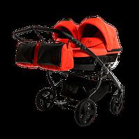 Дитяча коляска для двійнят Junama Diamond Duo