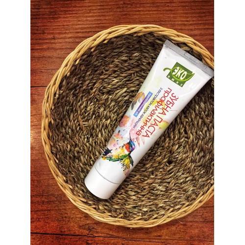 Зубная паста профилактическая с экстрактом цветов календулы, Эколюкс, 100 мл