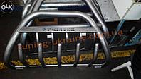 Кенгурятник крашенный молотковый на Mercedes Sprinter 1995-2006