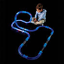 Гоночный трек по трубам Chariots Zipes Speed Pipes 27/37/52деталей, фото 7