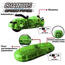 Гоночный трек по трубам Chariots Zipes Speed Pipes 27/37/52деталей, фото 3