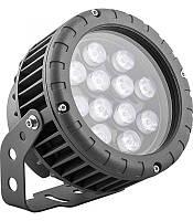Светодиодный прожектор лендшафтно-архитекрутный FERON LL-883 12W 2700K