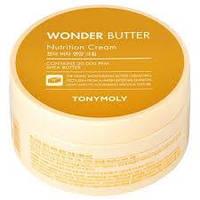 Питательный крем с маслом ши Tony Moly Wonder butter nutrition cream