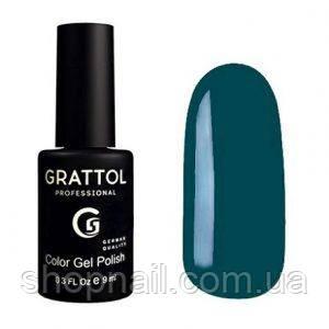 Grattol Gel Polish Blue Spruce №152, 9ml, фото 2