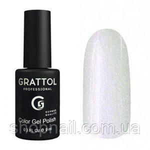 Grattol Gel Polish Milk Pearl №154, 9ml