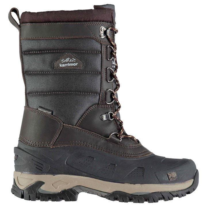 Ботинки высокие Karrimor Bering Mens Snow Boots