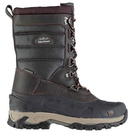 Ботинки высокие Karrimor Bering Mens Snow Boots, фото 2
