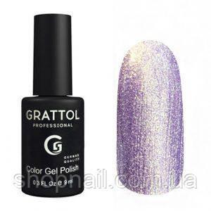 Grattol Gel Polish  Lilac Golden Pearl №157, 9ml