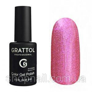 Grattol Gel Polish Coral Pearl №159, 9ml