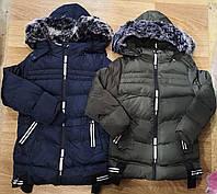 Куртки зимние на мальчика оптом, Sincere, 4-12 рр