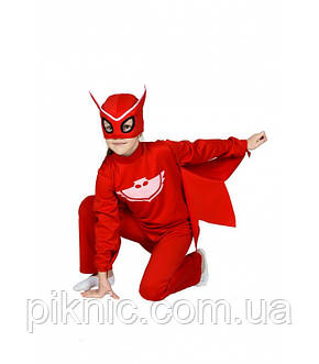 Детский костюм Алетт Герои в масках для девочек 6,7,8 лет. Карнавальный, новогодний, современный, фото 2