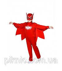 Детский костюм Алетт Герои в масках для девочек 6,7,8 лет. Карнавальный, новогодний, современный, фото 3
