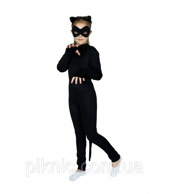 Детский костюм Супер Кошка для девочек 3-7 лет Карнавальный костюм Супер герои в масках Багира Пантера 343