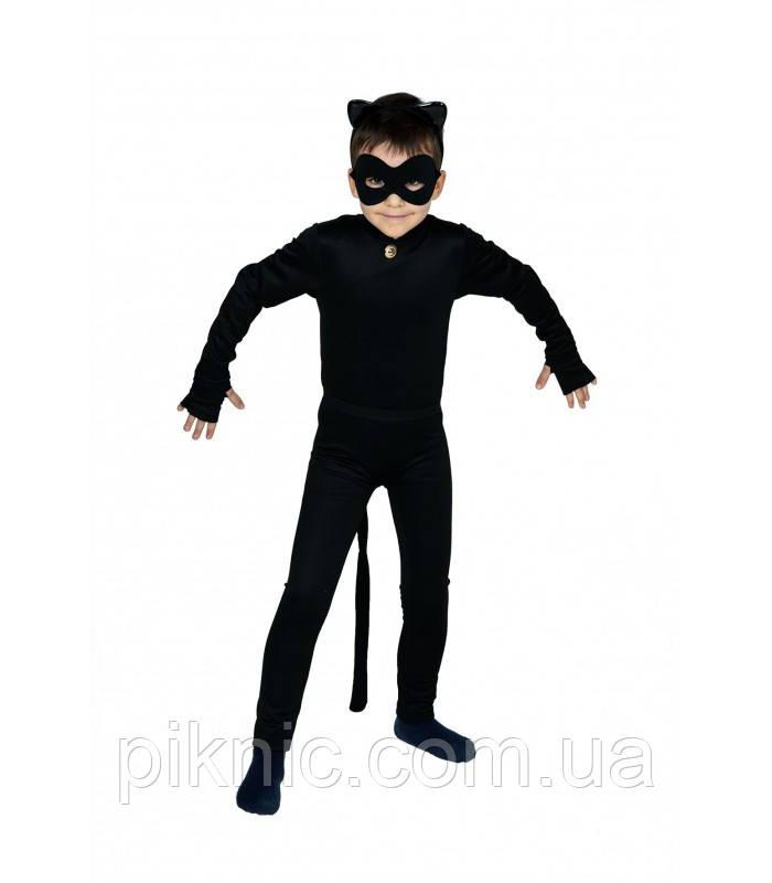 Костюм Супер Кот 3,4,5,6,7 лет Детский карнавальный Супер герои в масках для мальчиков 343