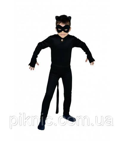 Детский костюм Супер Кот для мальчиков 3,4,5,6,7 лет. Карнавальный, Супер Герой, Багира, герои в масках, фото 2