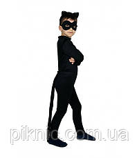 Детский костюм Супер Кот для мальчиков 3,4,5,6,7 лет Костюм Супер герои в масках для детей 343, фото 2