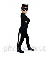 Костюм Супер Кот 3,4,5,6,7 лет Детский карнавальный Супер герои в масках для мальчиков 343, фото 2