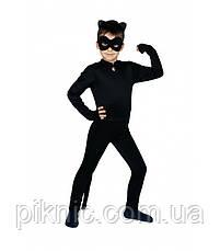 Костюм Супер Кот 3,4,5,6,7 лет Детский карнавальный Супер герои в масках для мальчиков 343, фото 3