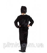 Детский костюм Человек Паук для мальчиков 4,5 лет. Карнавальный, новогодний Герои в масках 343, фото 3