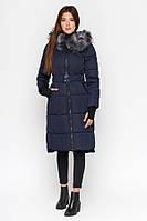 Куртка зимняя с поясом, фото 1