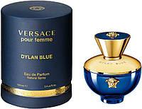 Женская Парфюмированная Вода VERSACE POUR FEMME DYLAN BLUE 100 мл Тестер