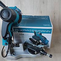 Станок для заточки цепей бензопил Kraissmann 320SSG100